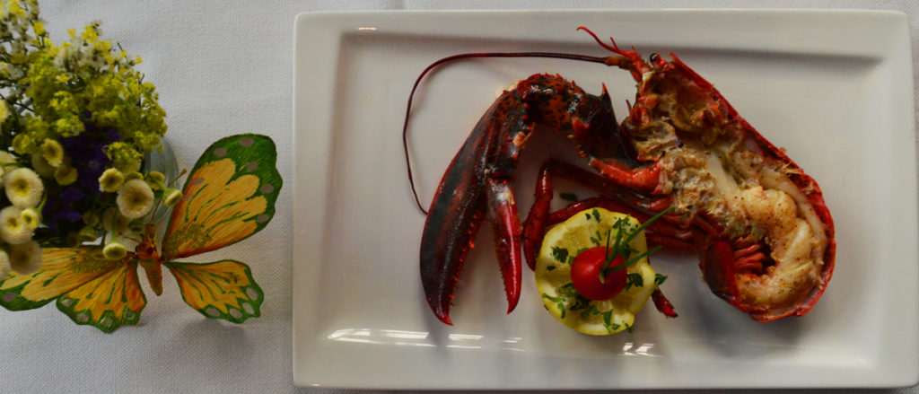 Restaurant meilleur homard breton geneve