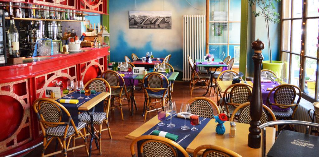 restaurant cuisine raffinee geneve