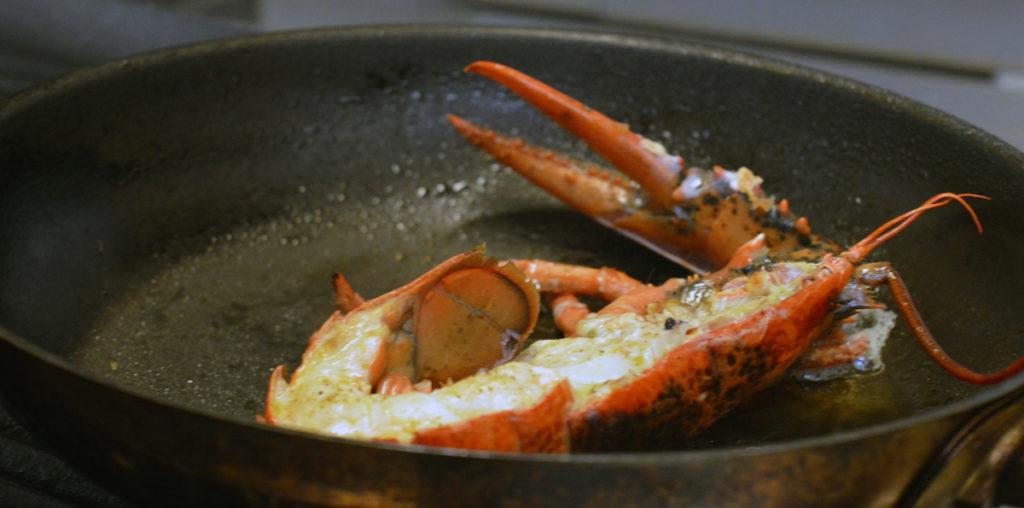 restaurant homard eaux vives geneve